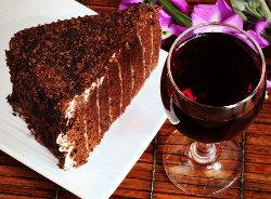 wine-cake